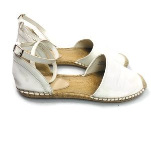 5 for $30 Forever 21 Espadrille Sandals White 10